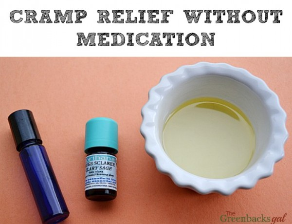 cramp relief without medication