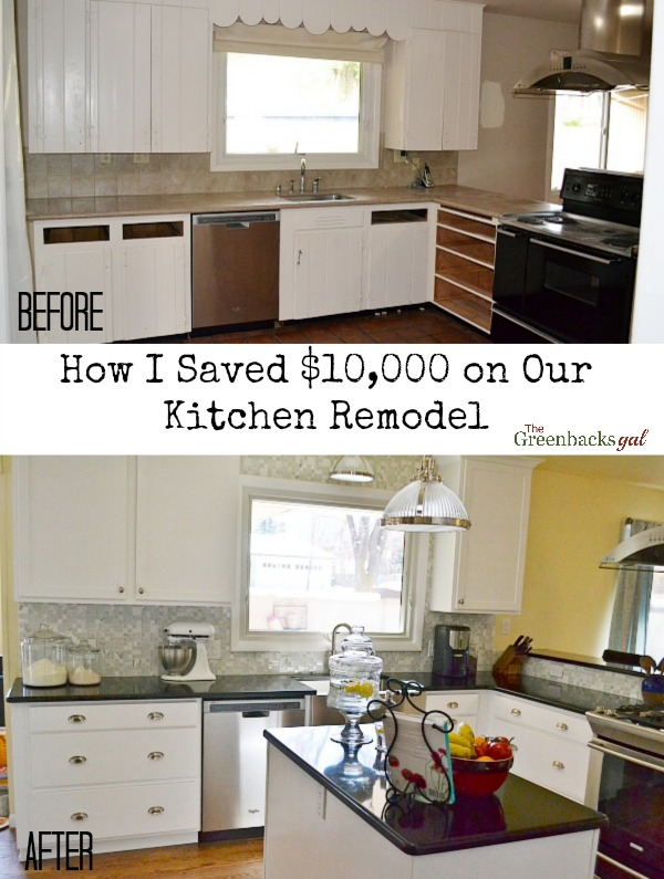 How I Saved Over On Our Kitchen Remodel And You Can Too - 10000 kitchen remodel