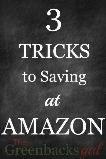 Use these tricks to saving even more when you order from Amazon.