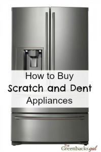 How to Buy Scratch and Dent Appliances