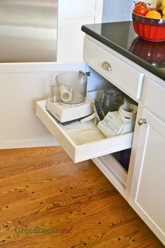 Kitchen Cabinet Roll Out Drawers