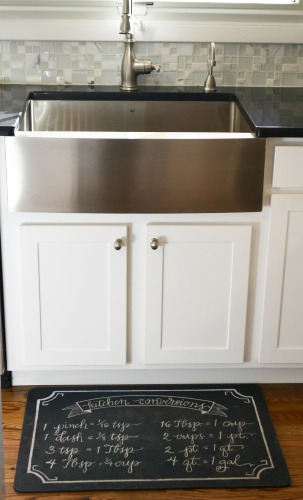 Kitchen Remodel Using Cabinets Found on Craigs List