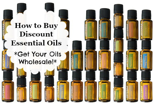 How to Buy Discount Essential Oils Online - Natural Green Mom