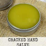 Cracked Hand Salve