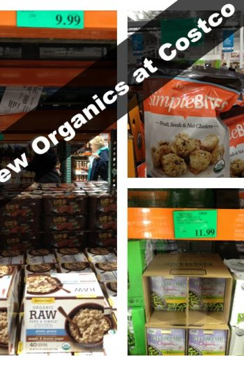 Costco: New Organic Products I Found {April 2015}