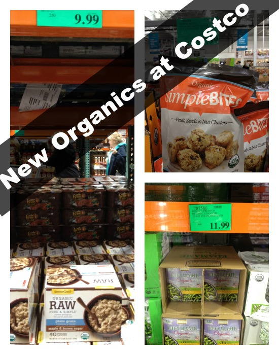 New Organic Products at Costco