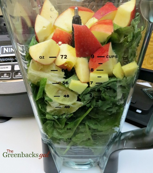 Cleansing Green Juice Blender