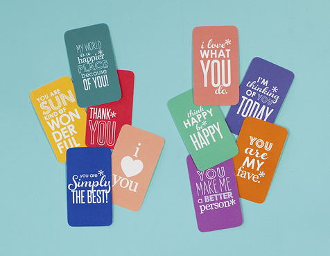 Erin Condren compliment cards