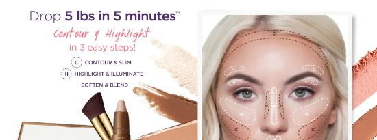 Drop 5 pounds in 5 minutes learn to contour your face with eco can you really drop 5 pounds in 5 minutes just by learning to contour your face ccuart Gallery