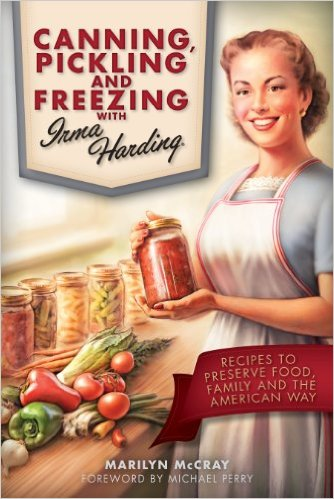canning pickling and freezing