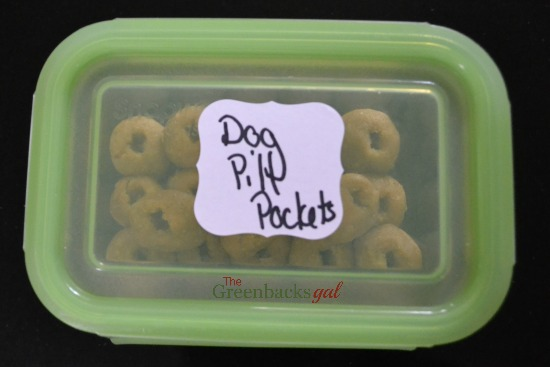 Homemade Dog Pill Pockets with Coconut Oil