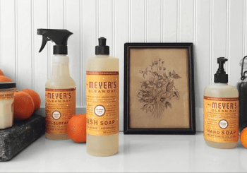 The GBG List of 3: Mrs Meyer's Holiday Scents, The True Cost, Bike Riding