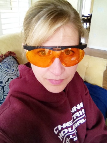 The GBG List of 3: Orange Glasses for Blue Light Protection