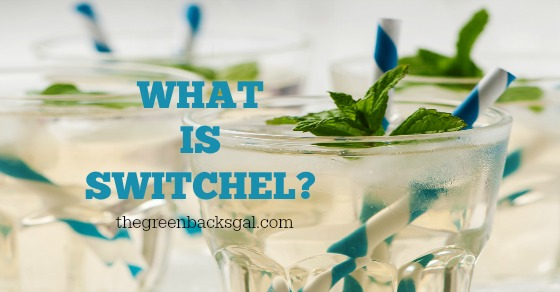 what is switchel and how do you make it