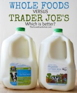Which is Better: Whole Foods or Trader Joe's?
