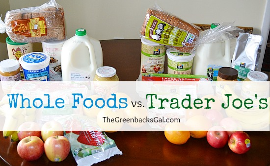 Whole Foods vs Trader Joes