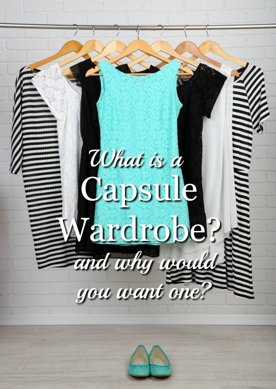 Have you wondered What is a Capsule Wardrobe? Why Would You Want One? Here's the answer to those questions.