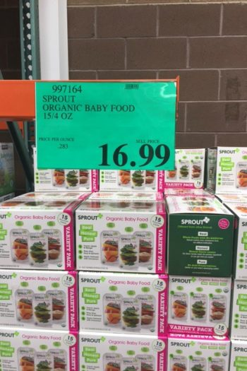 Costco: New Organic Products I Found {May 2016}