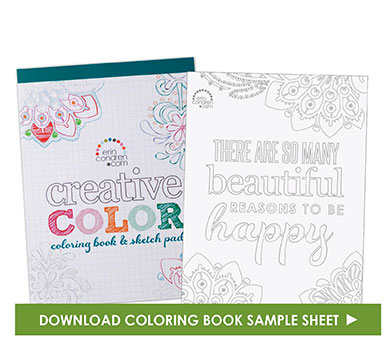 free erin condren coloring sheet