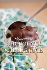 Ice Cream Hack: Homemade Chocolate Shell Sauce