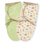 Two Pack Swaddle Me Organic Cotton Sleep Sets Just $18.98