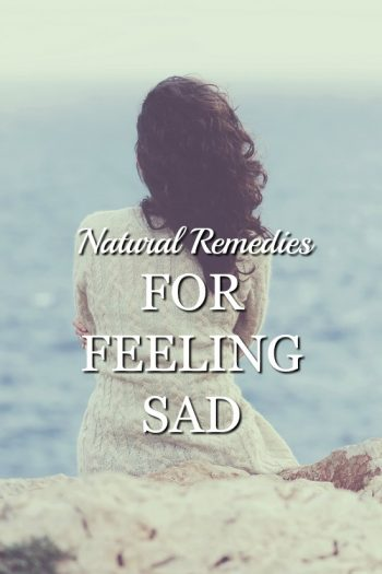 Natural Remedies for Feeling Sad