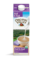 Target: Organic Valley Half and Half Just $0.97!