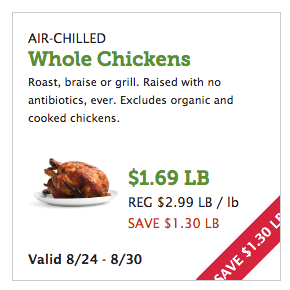 whole chickens sale
