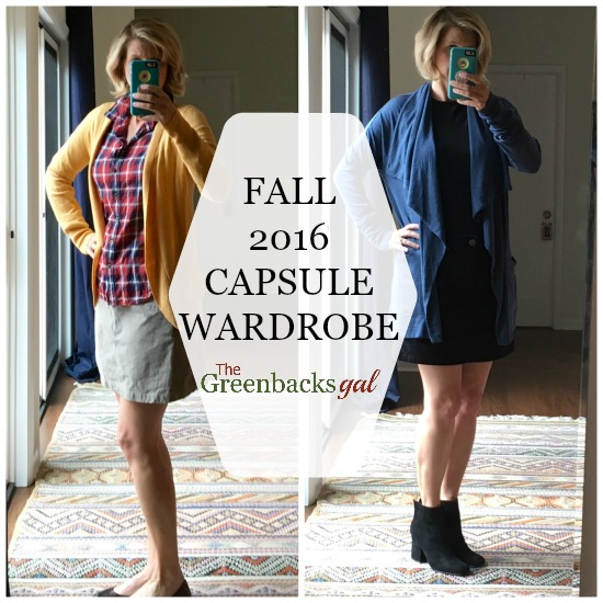Come peek at my eco-friendly fall 2016 capsule wardrobe. It is full of sustainably made pieces that are practical for a stay-at-home mom who still wants to look fashionable.