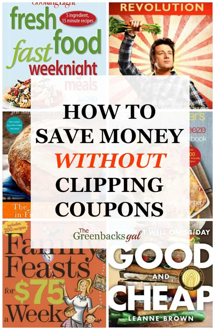 How to get coupons to save money