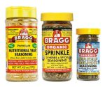 Free Sample Bragg Delight Seasoning and Nutritional Yeast