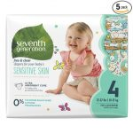 $6.00 Off Seventh Generation Animal Prints Diapers