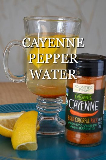 I Drank Cayenne Pepper Water For 7 Weeks and Here's What Happened
