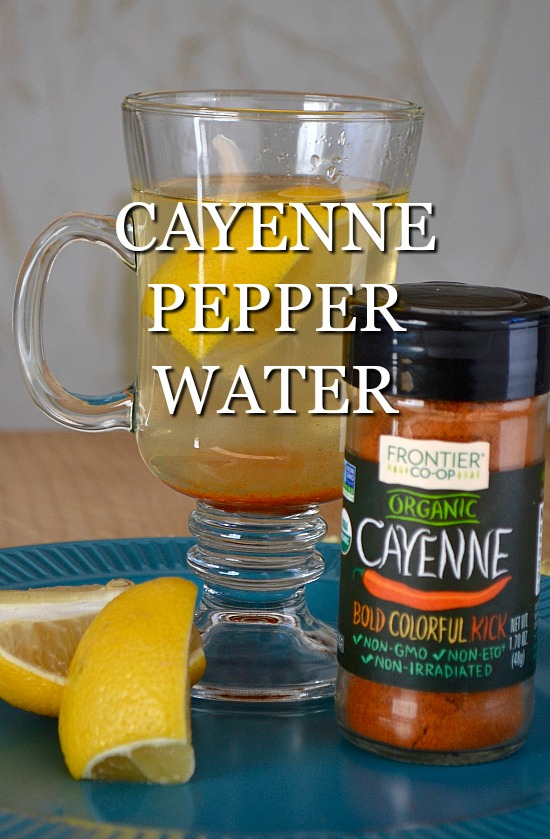 What happened when I drank cayenne pepper water for 7 weeks. Is it worth trying? What do I do now.