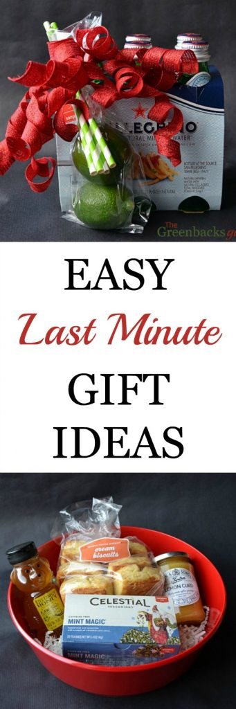 Need a last minute gift? A list of last minute items you can get for anyone on your list.