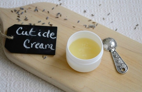 How to make cuticle cream from all natural ingredients. An easy DIY, this is the best homemade recipe for soft cuticles and healthy hands.