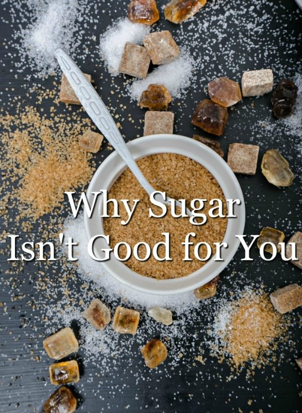 The low down on Why Sugar Isn't Good for You