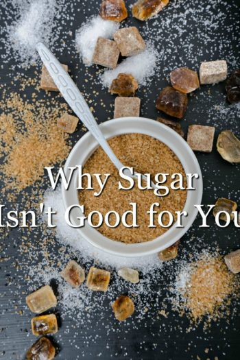 The lowdown on why sugar isn't good for you