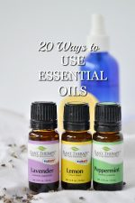 20 Ways to Use Essential Oils