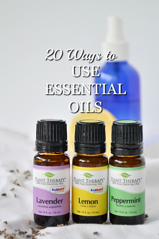 Looking for practical ways to use essential oils? Find out how you can use essential oils in just about every area of your life. Live more naturally with fewer toxins.