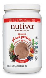 Save Over $10 on Nutiva Plant Protein Powder