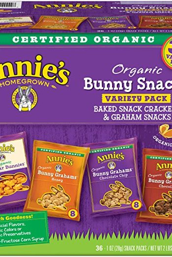 Annie's Organic Bunny Grahams Just $0.24/Pack!