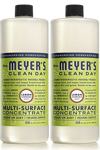 Mrs. Meyer's Cleaning Concentrate as low as $9.78 for 2!