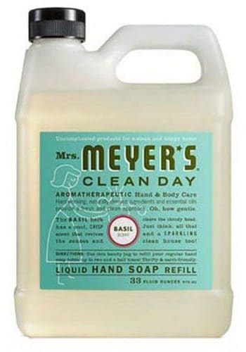 Mrs. Meyer's Hand Soap Refill Just $5.94