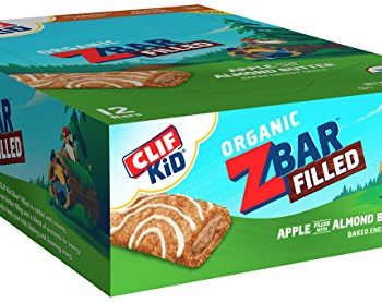 Clif Filled Z Bars as low as $0.81 Each Shipped!