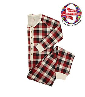 Burt's Bees Holiday Organic Cotton PJs Only $8.00!