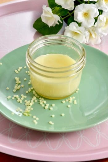 Non-Petroleum Jelly Recipe (Like Vaseline But Better)