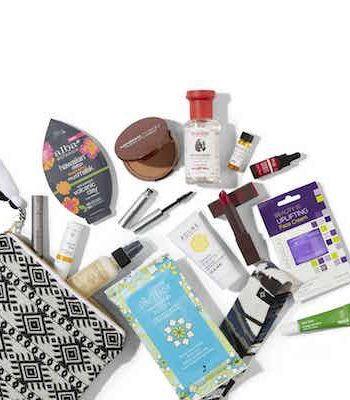 Whole Foods Market Beauty Bag and Products