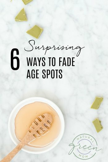 6 Surprising Ways to Fade Age Spots Naturally