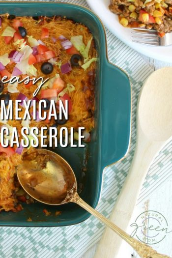 Our New Favorite: Easy Mexican Casserole (You're Welcome!)